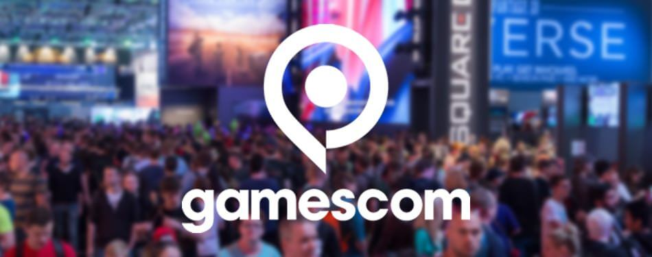 We are at the Gamescom 2017!